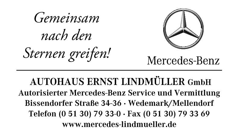 Autohaus Ernst Lindmüller GmbH