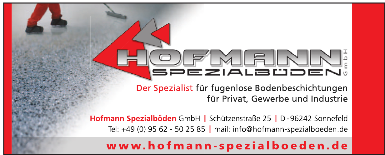 Hofmann Spezialböden GmbH