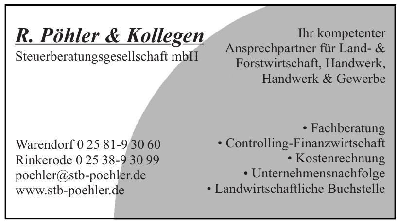 R. Pöhler & Kollegen