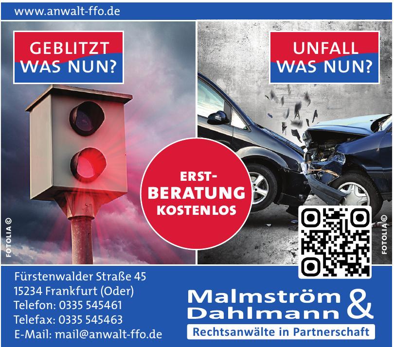 Malmström & Dahlmann, Rechtsanwälte in Partnerschaft