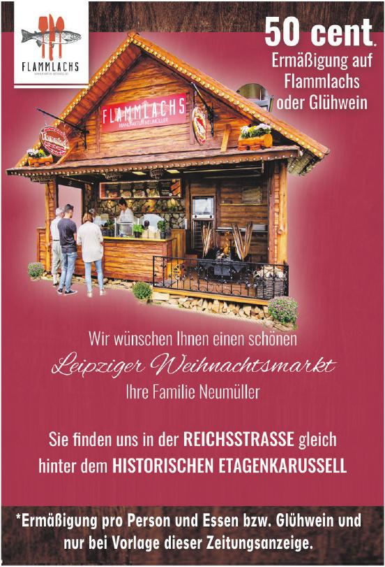 Flammlachs Manufaktur Neumüller