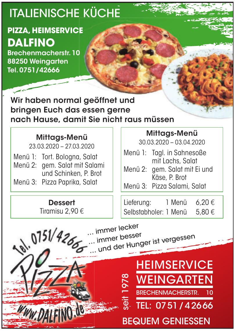 Pizzaservice Dalfino