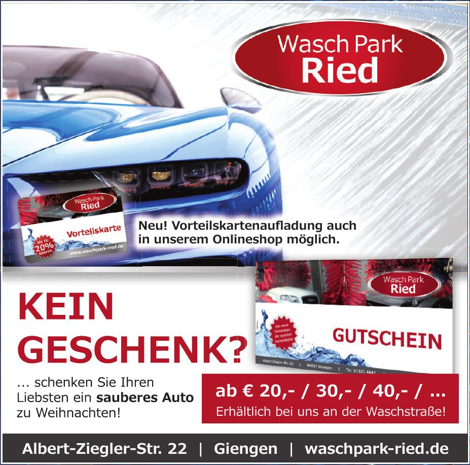 Waschpark Ried