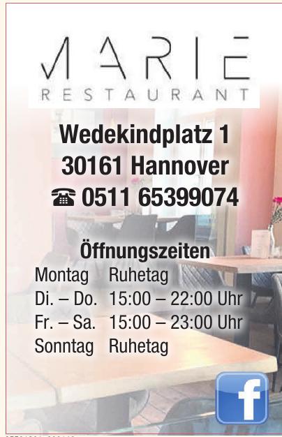 Marie Restaurant