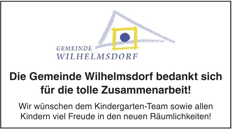 Gemeinde Wilhelmsdorf
