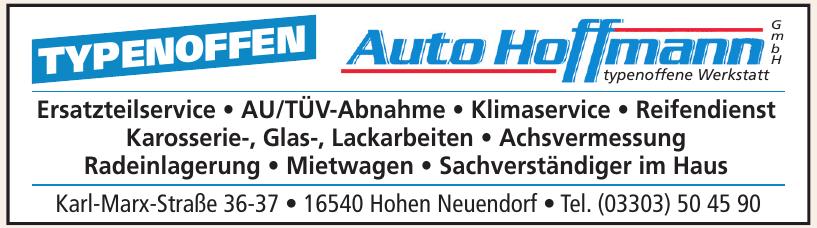 Auto Hoffmann GmbH