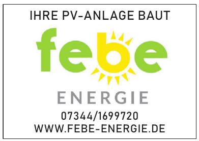 febe Energie