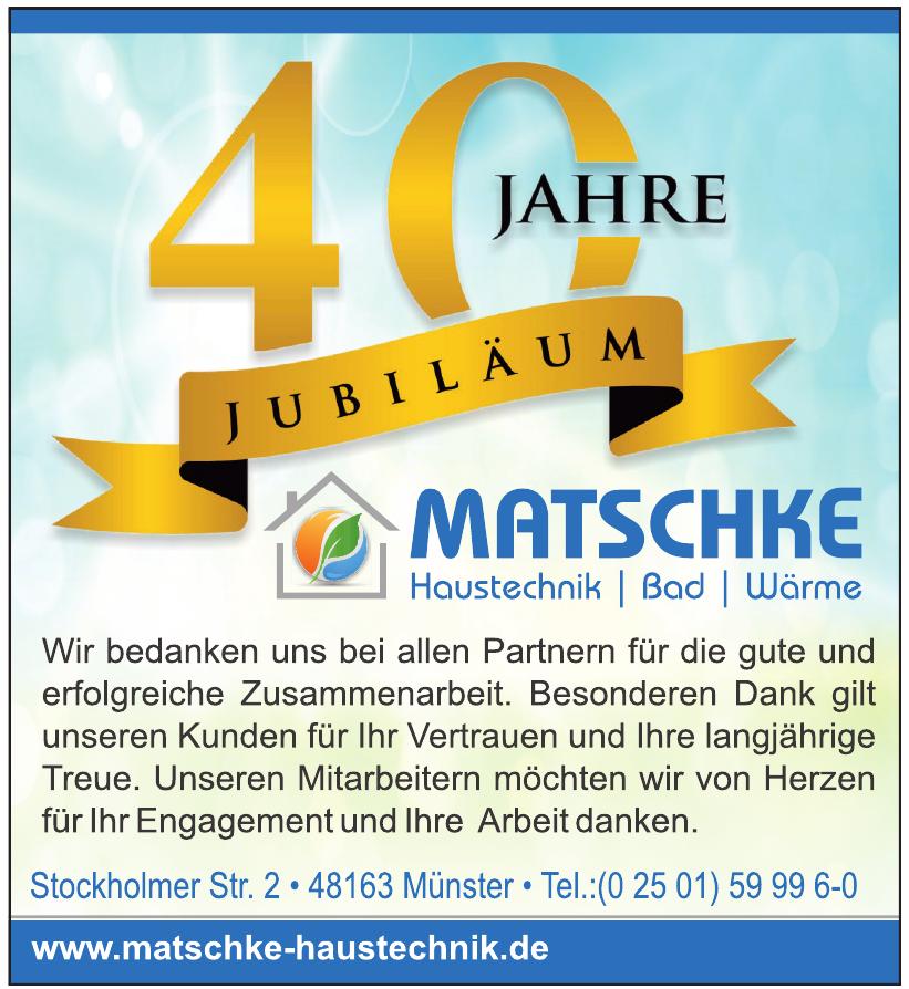 Matschke Haustechnik