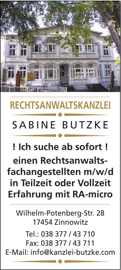 Hausverwaltung Sabine Butzke