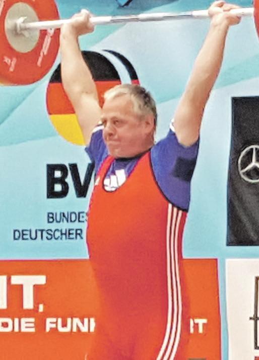 Kategorie Männer: Siegfried Braun. 0137-988703010