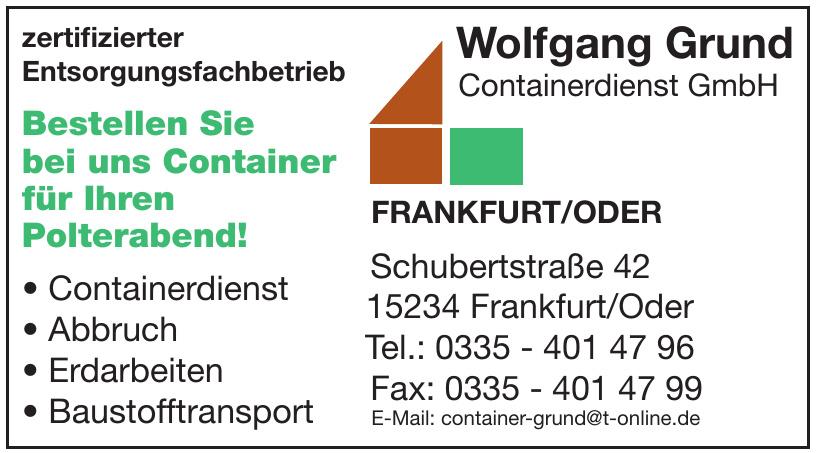 Wolfgang Grung GmbH
