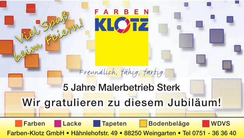 Farben-Klotz GmbH