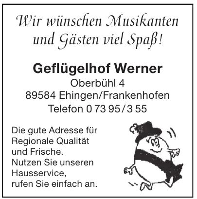 Geflügelhof Werner