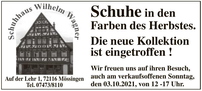 Schuhhaus Wilhelm Wagner