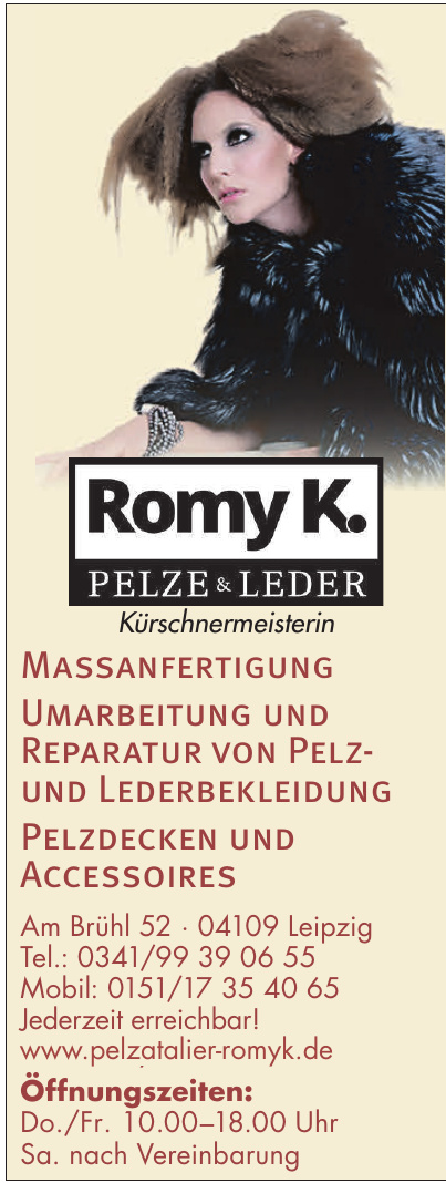 Pelzatelier Romy K.