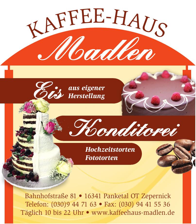 Kaffee-Haus Madlen