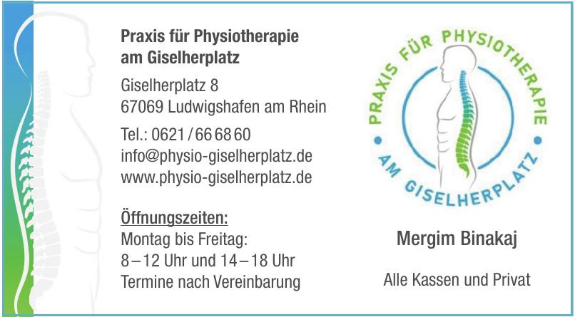 Praxis für Physiotherapie am Giselherplatz