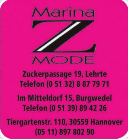 Marina Z Mode