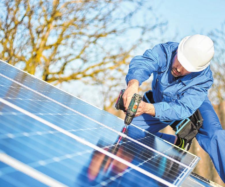 Mit selbst gewonnenem Ökostrom wird die elektrische Mobilität auch finanziell noch attraktiver. Foto: anatoliy_gleb/Shutterstock.com