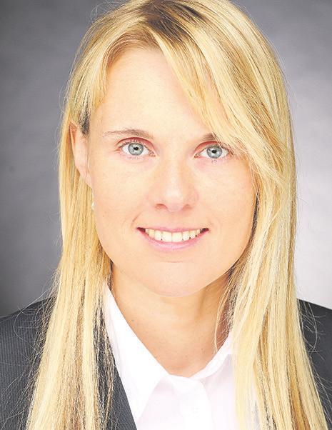 Madeleine Sander ist Chief Financial Officer bei Hauck & Aufhäuser Privatbankiers AG