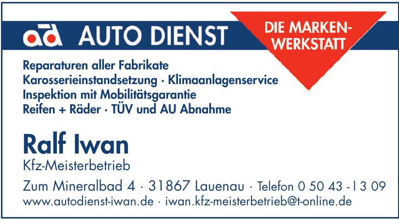 Ralf Iwan