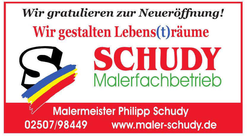 Malermeister Philipp Schudy