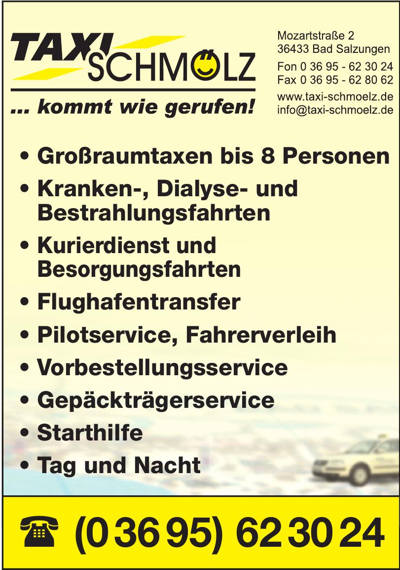 Taxi Schmölz