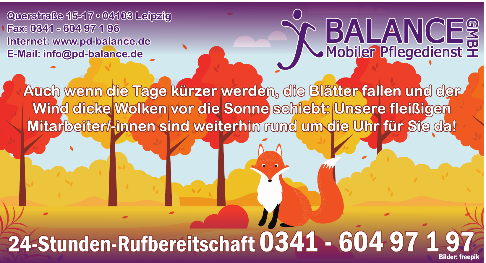 Balance Mobiler Pflegedienst GmbH