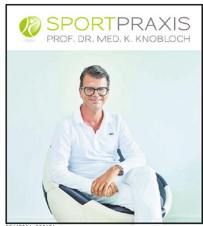 Sportpraxis Prof. Dr. med. K. Knobloch
