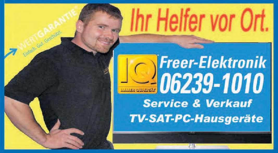 Freer-Elektronik