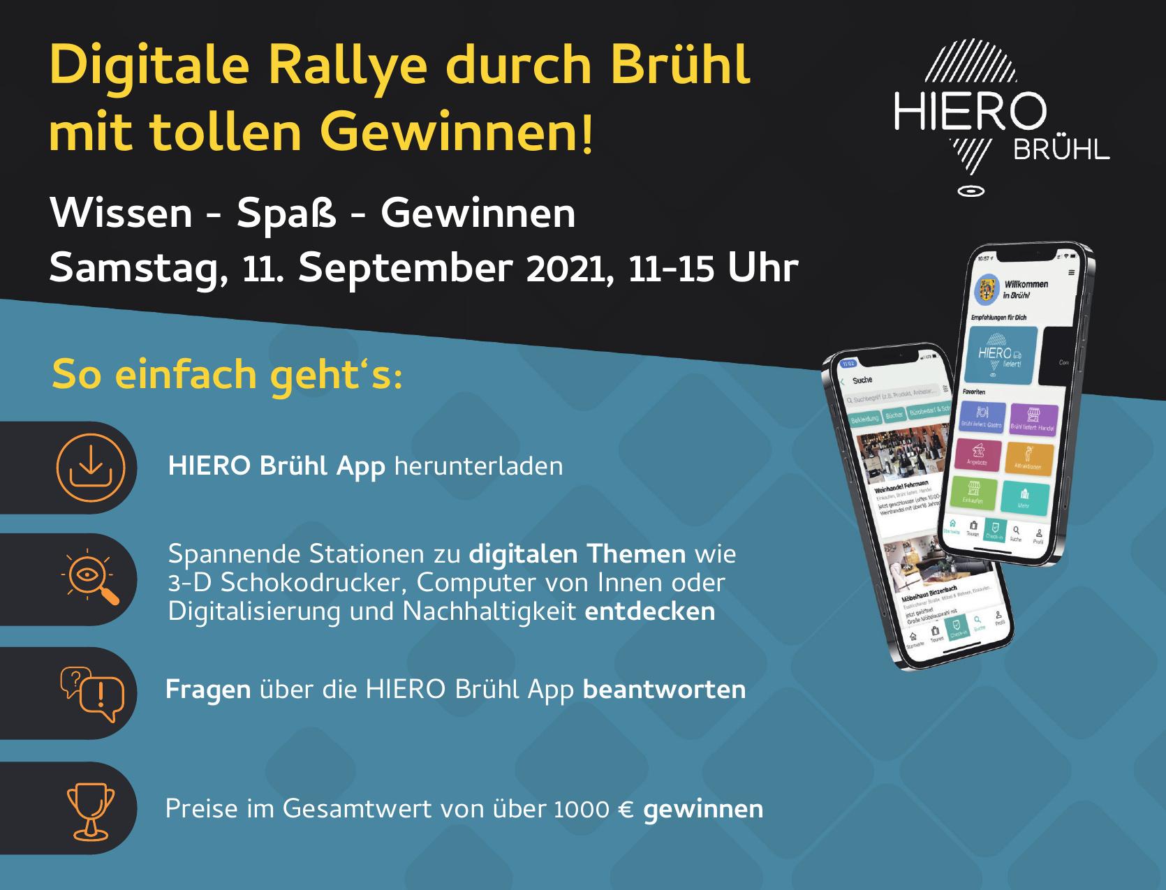 HIERO Brühl