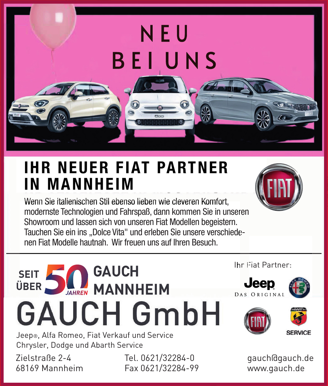 Autohaus Gauch GmbH