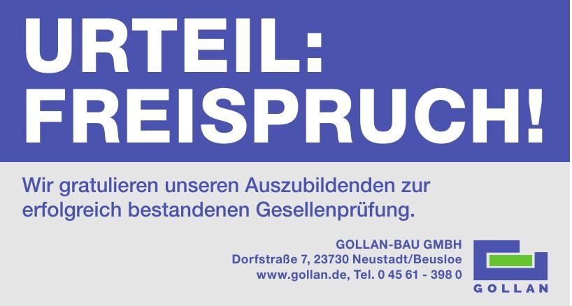 Gollan-Bau GmbH