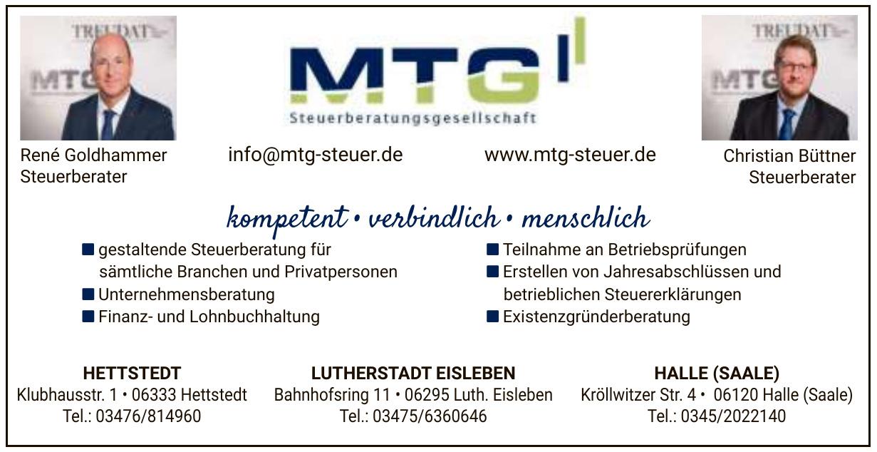 MTG Treuhandgesellschaft mbH