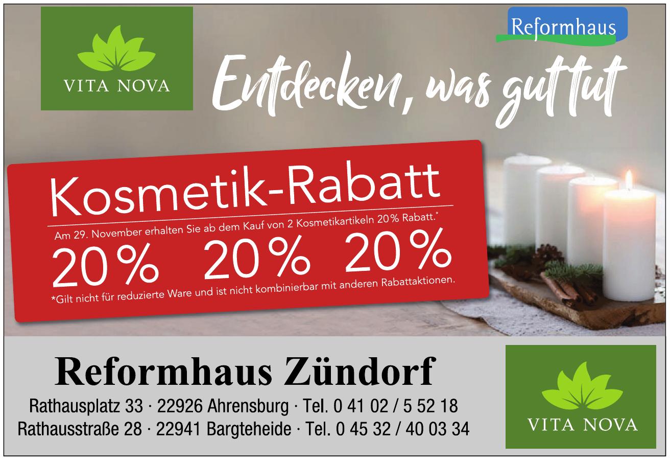 Reformhaus Zündorf