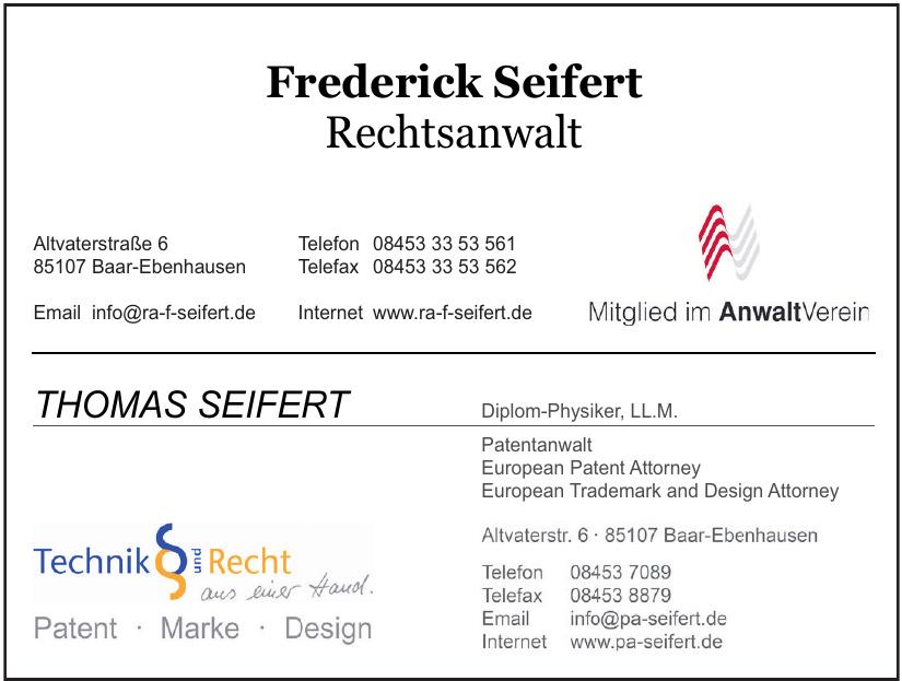 Frederick Seifert