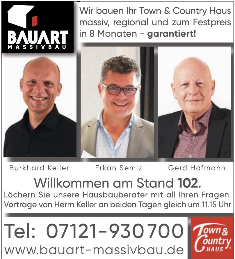 BauArt Massivbau GmbH
