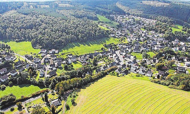 Rinsdorf feiert jetzt drei Tage lang sein 675-jähriges Bestehen mit einem großen Fest für die ganze Familie. Foto: I. Harenburg
