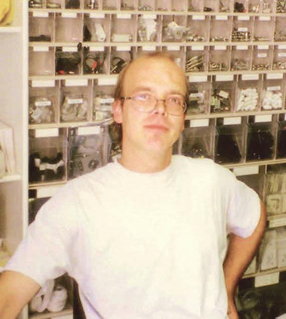 Thomas Rauterberg begann als Radio- und Fernsehtechniker seine Ausbildung.