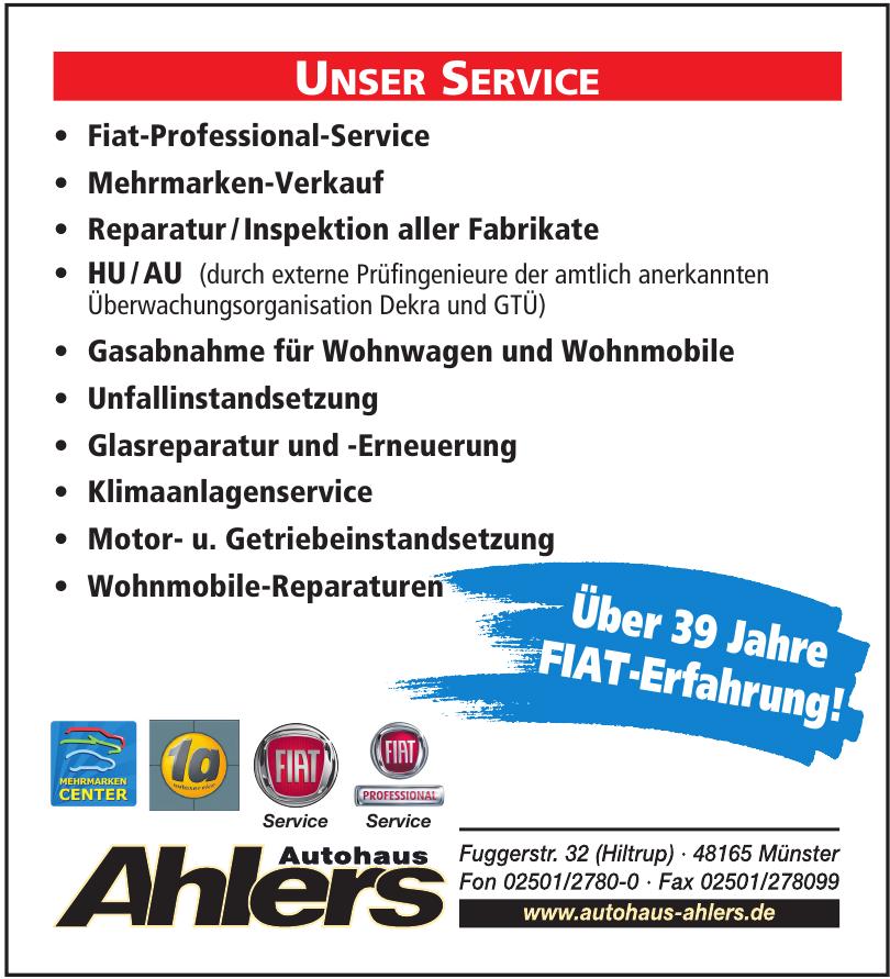 Autohaus Ahlers