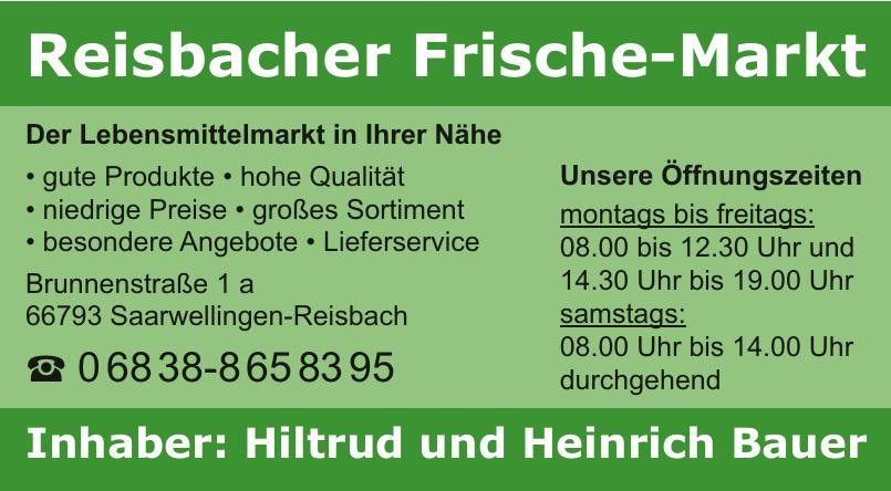 Reisbacher Firische-Markt