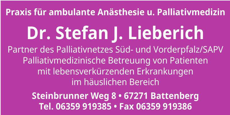 Dr. Stefan J. Lieberich