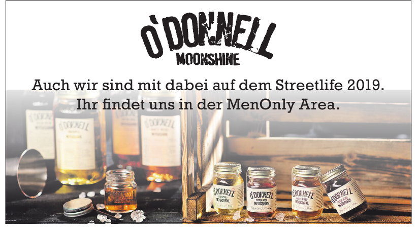 O´Donnell Moonshine