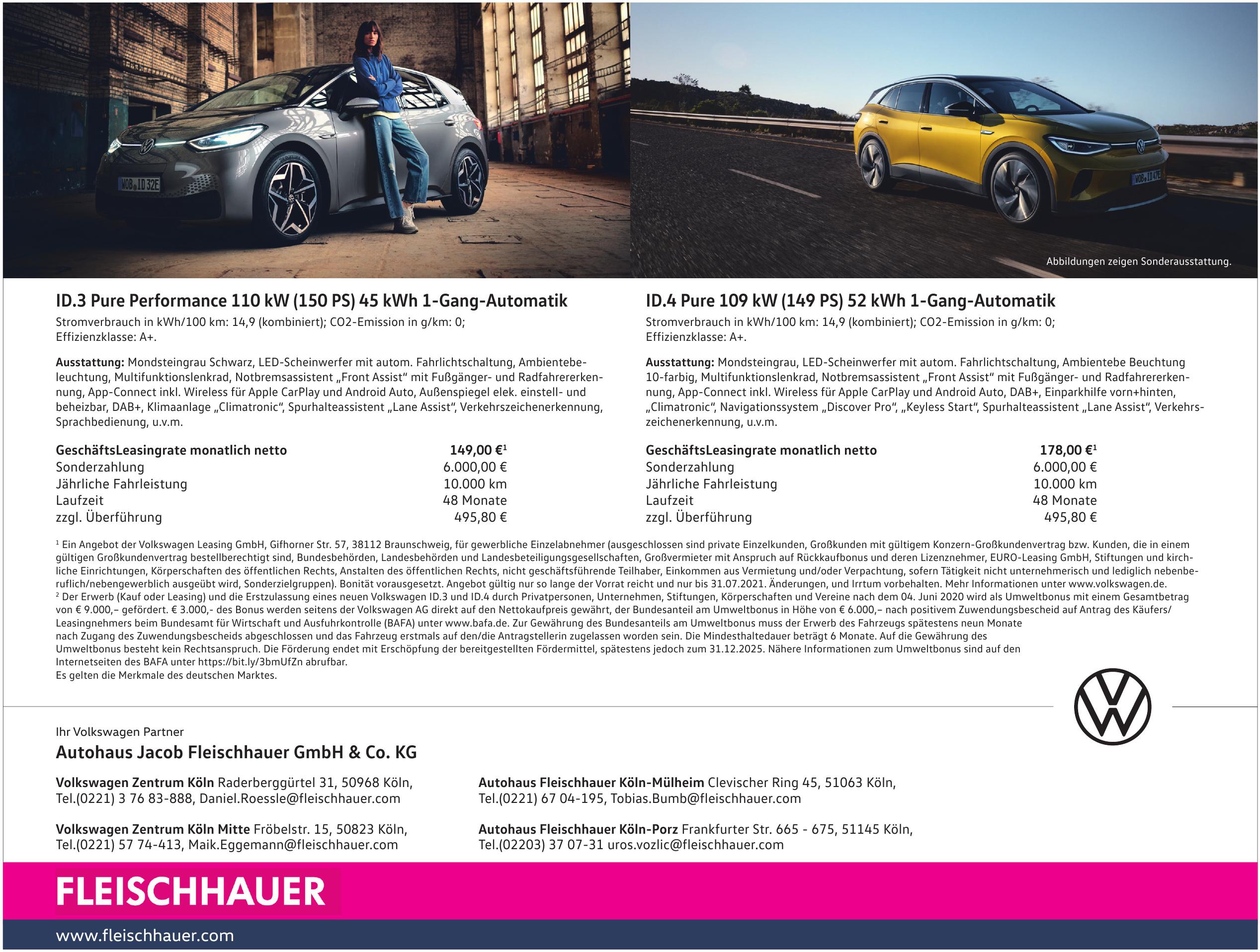 Autohaus Jacob Fleischhauer GmbH & Co. KG