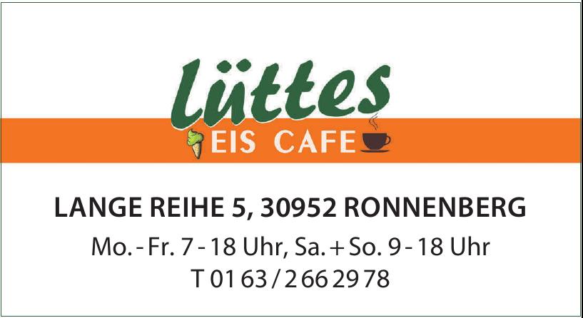 Lüttes Eis Cafe