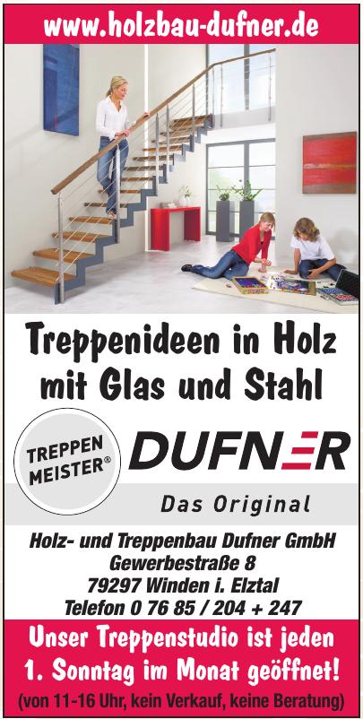 Holz- und Treppenbau Dufner GmbH