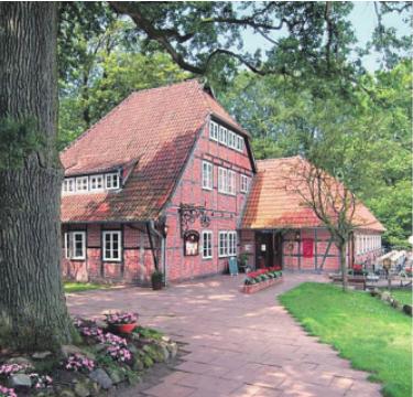 Natur genießen fernab vom Straßenlärm Heidemuseum