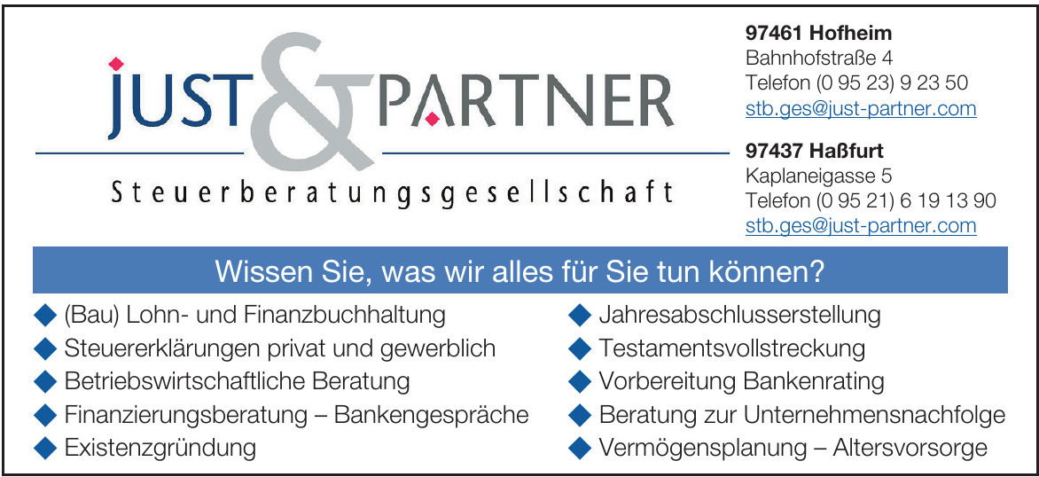 Just & Partner Steuerberatungsgesellschaft