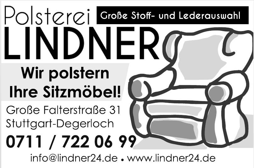Lindner Polsterei