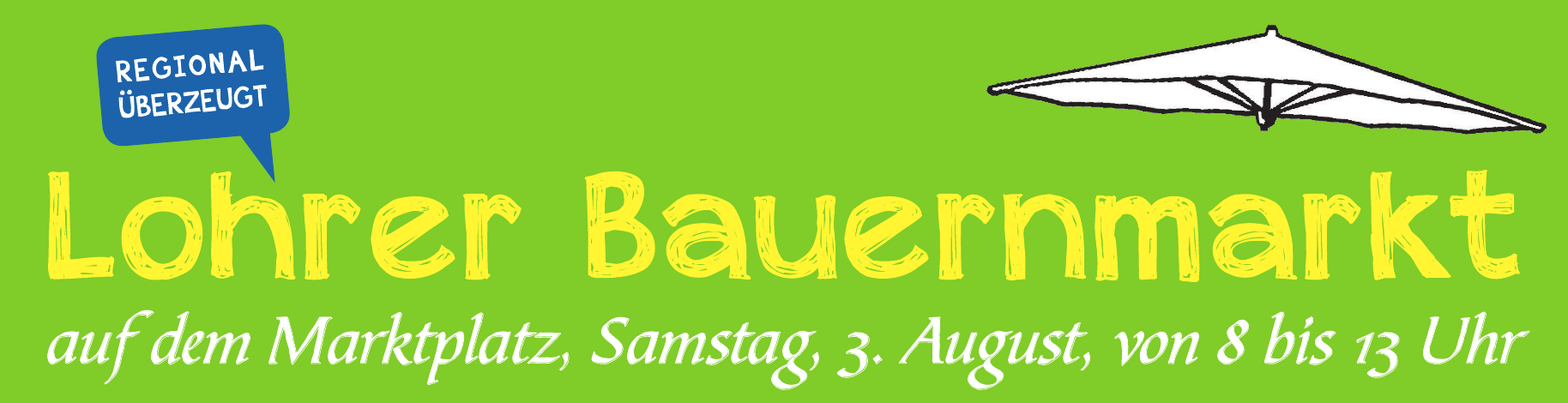 Lohrer Bauernmarkt Image 1